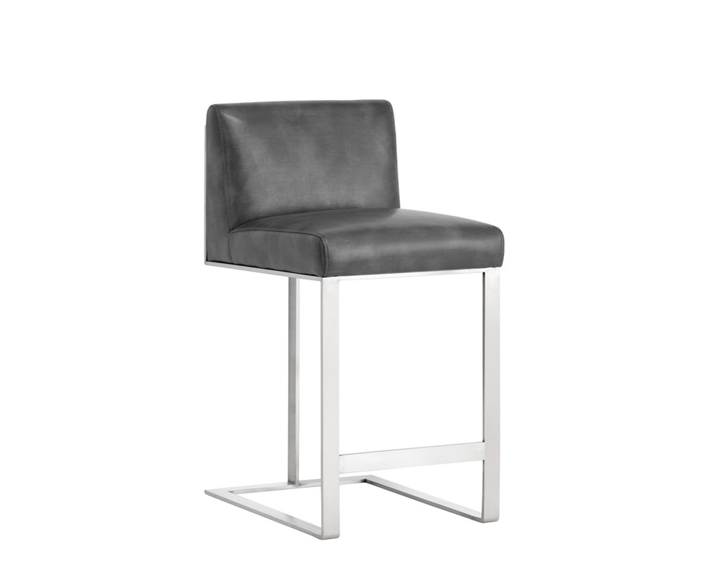 Prime Dean Counter Stool Stainless Steel Cantina Magnetite Formerly Nobility Grey Ibusinesslaw Wood Chair Design Ideas Ibusinesslaworg