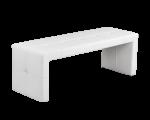 LESTER BENCH – WHITE