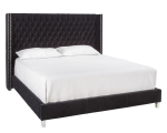 MCALLEN BED – KING – GIOTTO BLACK