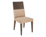 CAMILA DINING CHAIR – LINEN FABRIC