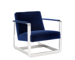 CLEVELANDER ARMCHAIR – GIOTTO NAVY FABRIC