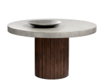 DUOMO ROUND DINING TABLE – 51.5″