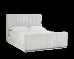 HYLAN BED – QUEEN – HEMINGWAY MARBLE FABRIC