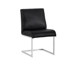 DRAPER DINING CHAIR – VINTAGE BLACK