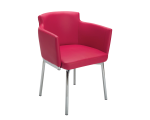 GARCIA SWIVEL CHAIR – RED