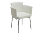 GARCIA SWIVEL CHAIR – WHITE