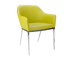 STANIS ARMCHAIR – LIME