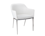 STANIS ARMCHAIR – WHITE