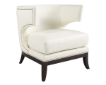 NAPOLI CHAIR – IVORY LEATHER