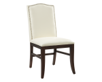 MAISON DINING CHAIR – IVORY LEATHER