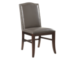 MAISON DINING CHAIR – GREY LEATHER