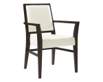 CITIZEN ARMCHAIR – IVORY LEATHER