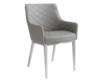 CHASE ARMCHAIR – GREY