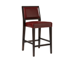 CITIZEN COUNTER STOOL – OXBLOOD LEATHER