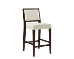CITIZEN COUNTER STOOL – IVORY LEATHER