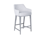 CHASE COUNTER STOOL – WHITE