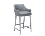 CHASE COUNTER STOOL – GREY
