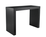 FARO C-SHAPE BAR TABLE – BLACK
