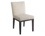 VINTAGE DINING CHAIR – LINEN FABRIC