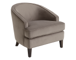 COLEMAN CHAIR – GREY FABRIC