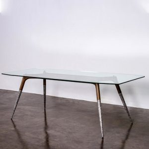 Assembly Dining Table Clear