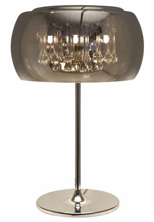 Alain Table Lighting Silver