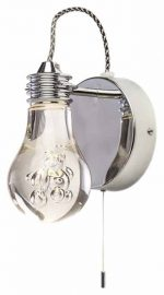 Florian Sconce Lighting Clear
