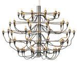 Medusa Pendant Lighting Silver