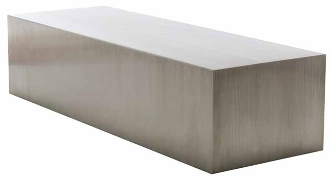Athens Coffee Table Silver