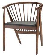 Danson Dining Chair Black