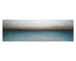 TEAL HAZE – 22′ X 72′ – GALLERY WRAPPED