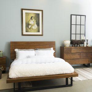 Century Queen Bed
