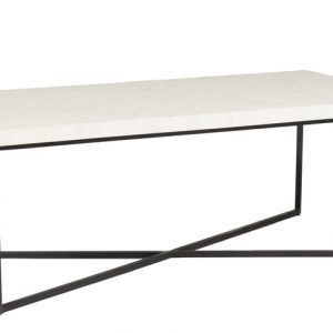 5th Avenue Console Table – Bone Inlay