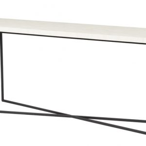 5th Avenue Side Table – Bone Inlay