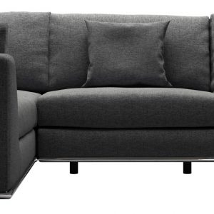 Perry 2 Arm Corner Compact Sofa