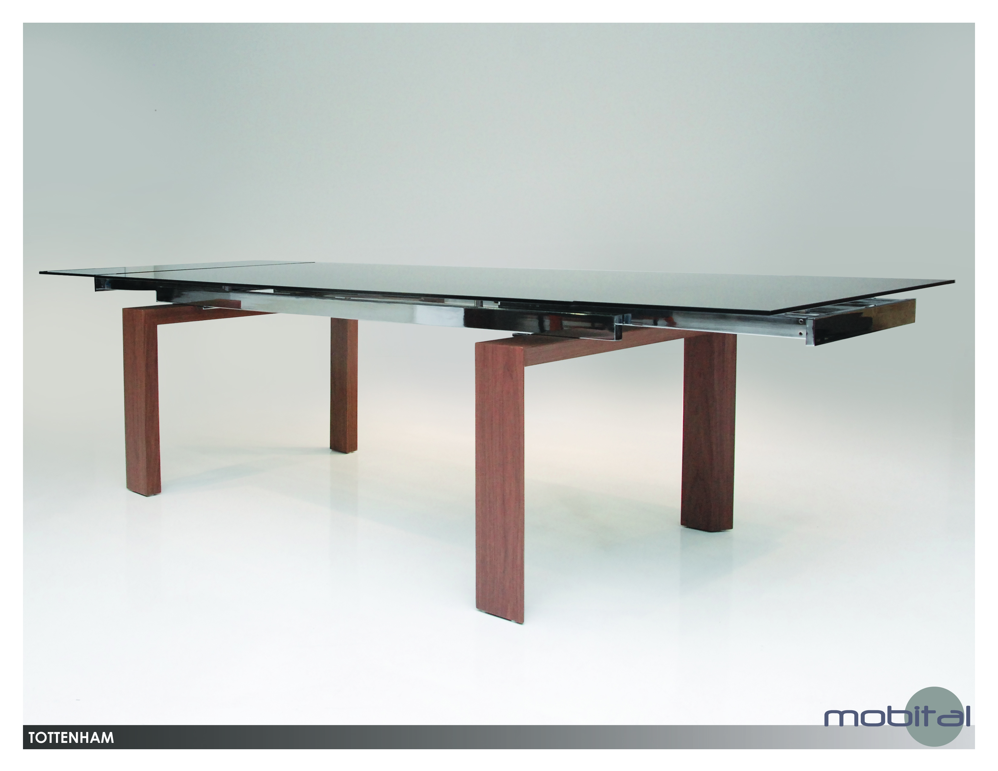Stonewall Dining Table Black Marble With Black Industrial Black Legs Metro Element