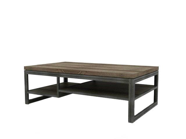 Side Table Strak.Stark Multi Level Coffee Table